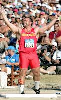 ATLETISMO-El COI afirma el bronce olímpico de Manolo Martínez