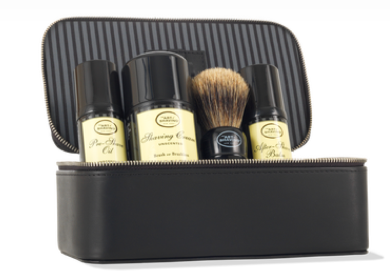 Luxury brand art of shaving has a great kit for shaving