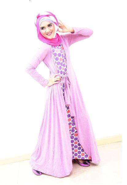 Unique Style Jilbab Cantik