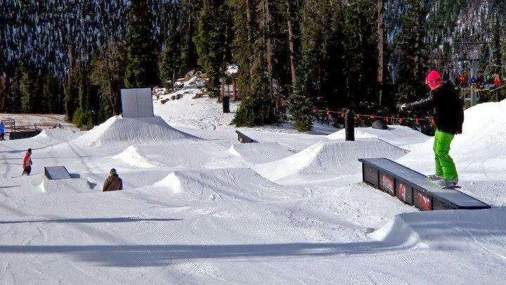 Keystone Colorado, USA - Top 10 Snow Parks in The World