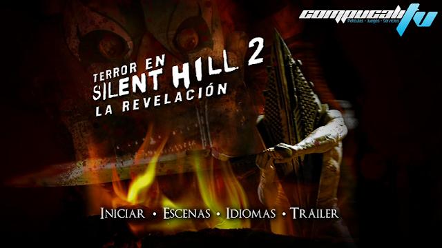 Silent Hill 2 Revelation DVDR NTSC Español Latino