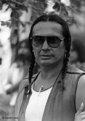 Warrior Russell Means Passed to the Spirit World - Russell%2BMeans%2Bby%2BLuna