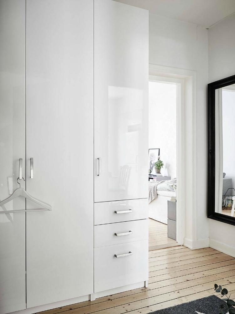 Decoración de estilo nórdico en tonos grises by Habitan2