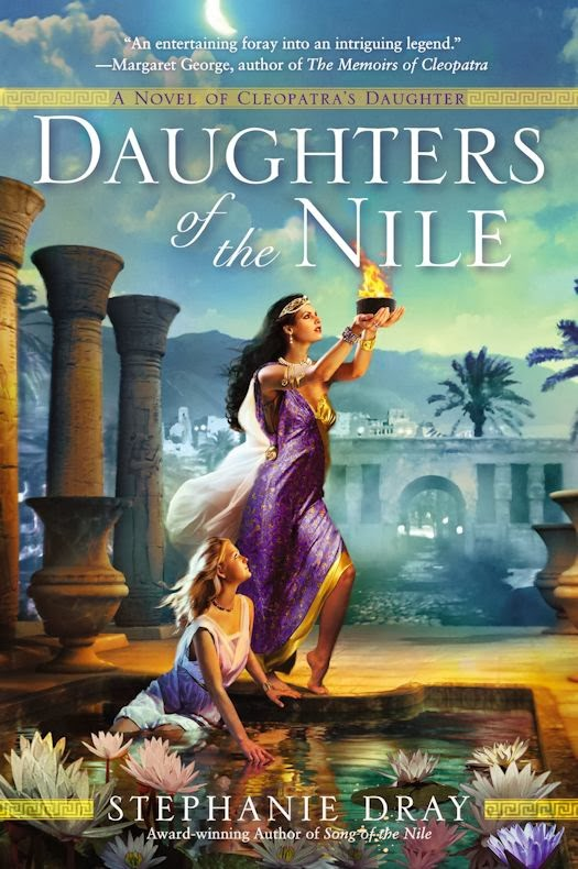 The Qwillery Feature Daughters Of The Nile Cleopatras Daughter 3