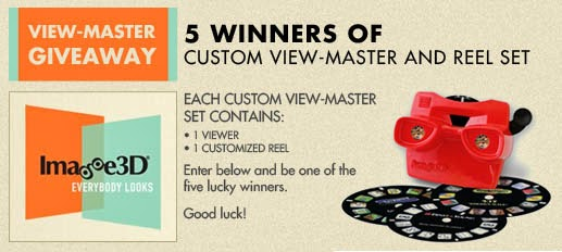 Custom View-Master Camera Giveaway