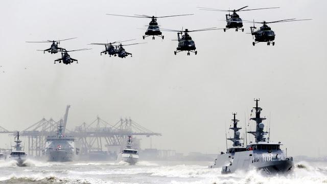 11 Heli Anti Kapal Selam Akan Hidupkan Kembali Skuadron 100 TNI AL