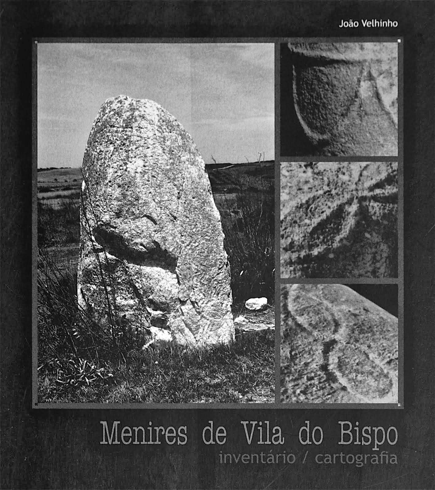 Menires de Vila do Bispo - inventário/cartografia