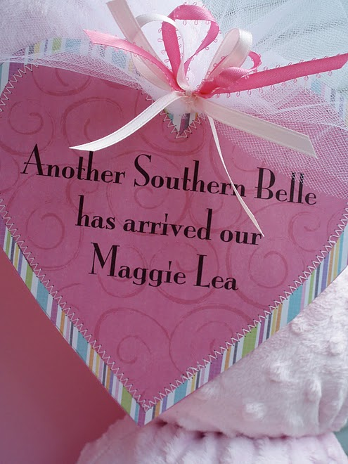 3. Southern Belle Wreath - Close-up