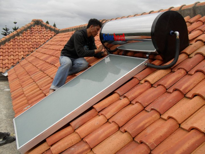 solar waterheater
