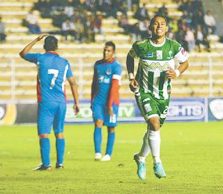 Oriente Petrolero - Rodrigo Vargas Castillo - DaleOoo.com página del Club Oriente Petrolero