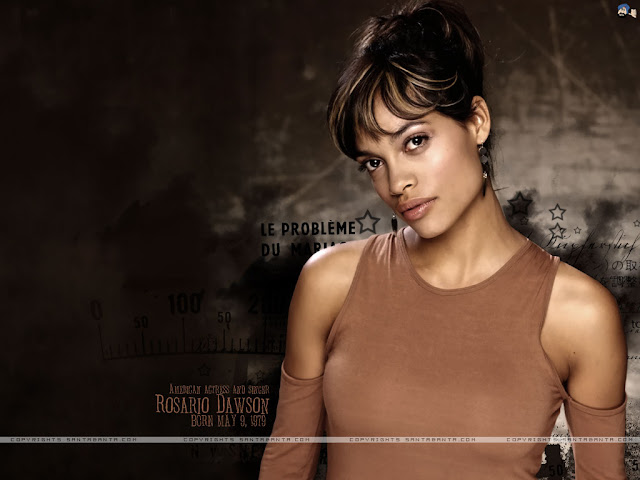 Rosario Dawson hd wallpapers