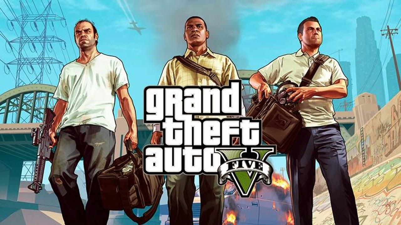 Grand Theft Auto V Full Version UNLOCKED