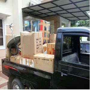 Jasa pindahan kost di Medan.