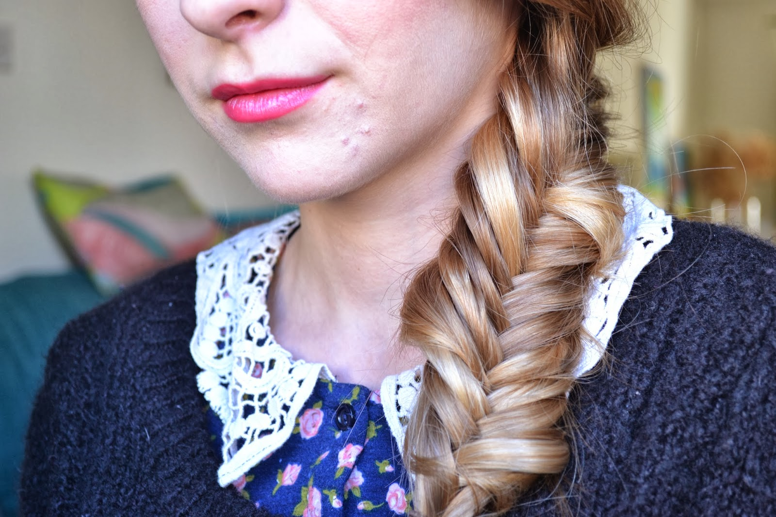How to: The Fishtail Braid   What Naomi Wrote