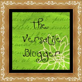 Prémio Versatile Blogger