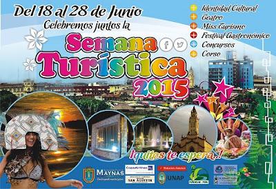 semana turistica de iquitos