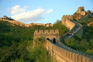 Sejarah Berdirinya Tembok Besar China