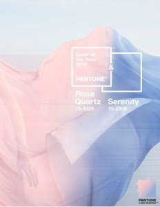 Pantone 2016 colour of the year