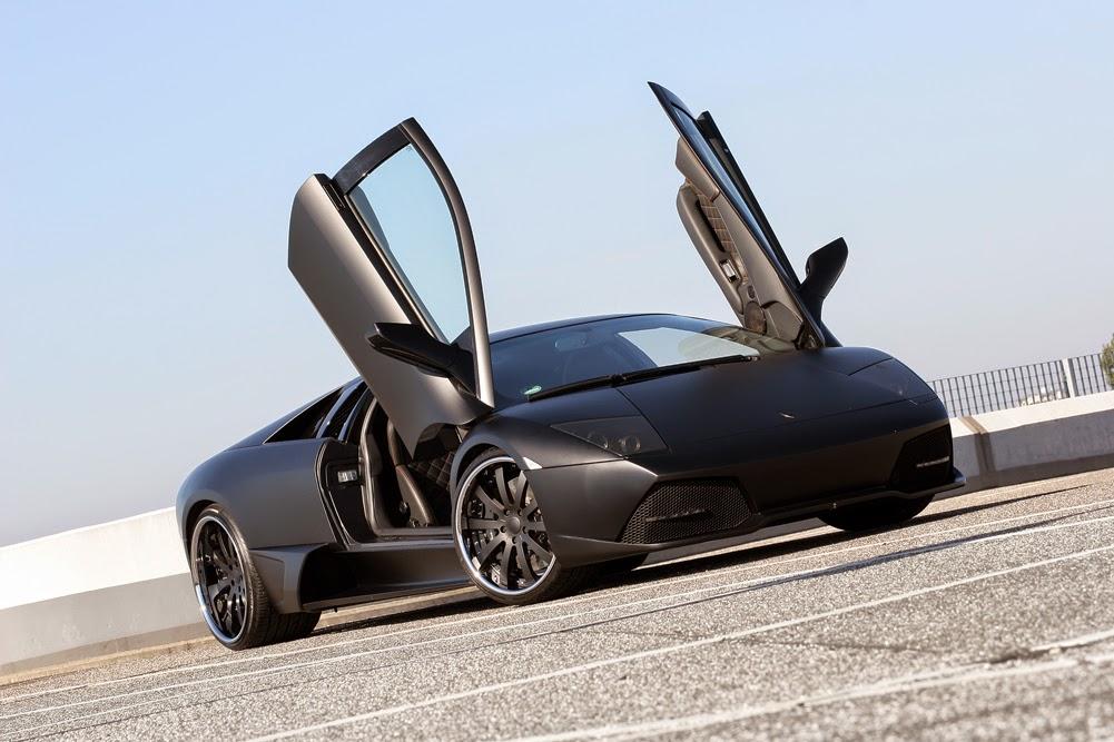 Mobil Lamborghini Aventador wallpaper