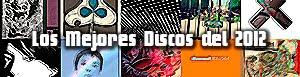 Los mejores discos 2012