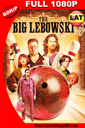 El Gran Lebowski (1998) Latino Full HD BDRIP 1080p ()