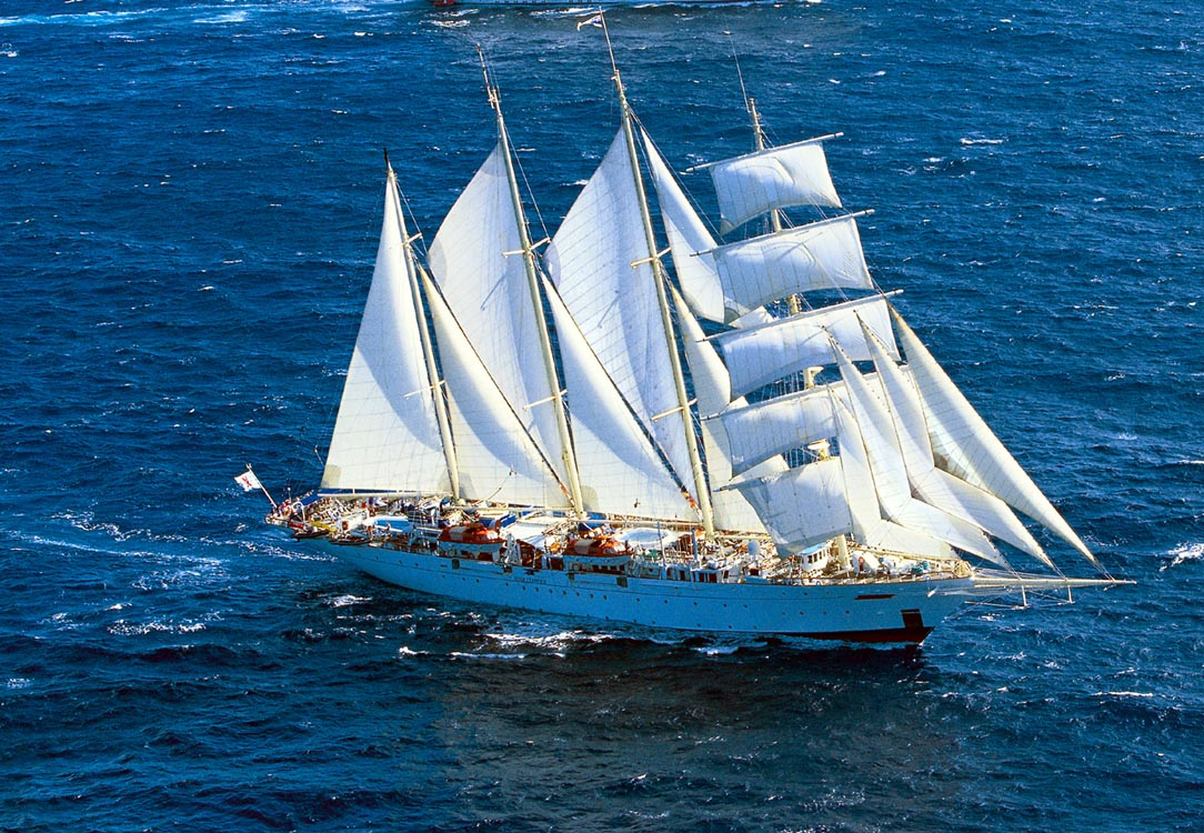 Time Spent At Sea Cruise Blog New `Rail And Sailu2019 Tall-Ship Cruises