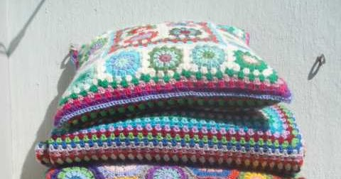 La ventana azul: 54.- Todas mis mantas a crochet ... - photo#8