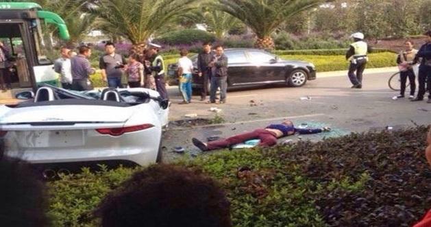 Pasti Anda Terkejut Kenapa Polis Sengaja Tinggalkan Mayat Lelaki Ini Ditengah Jalan Selepas Mati Kemalangan
