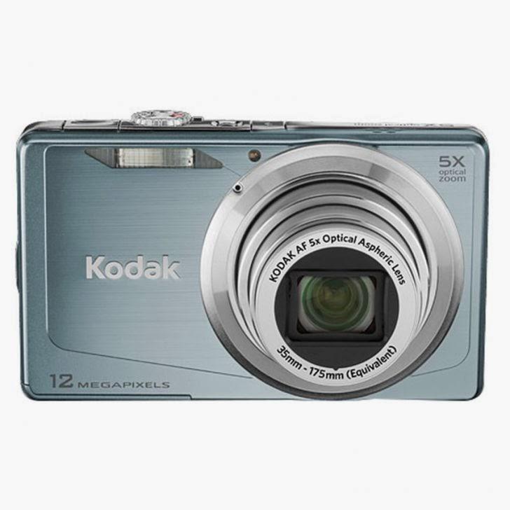Harga Dan Spesifikasi Kamera Digital Digital Camera Kodak Terbaru