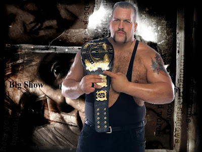 Big Show New HD Wallpaper 2012