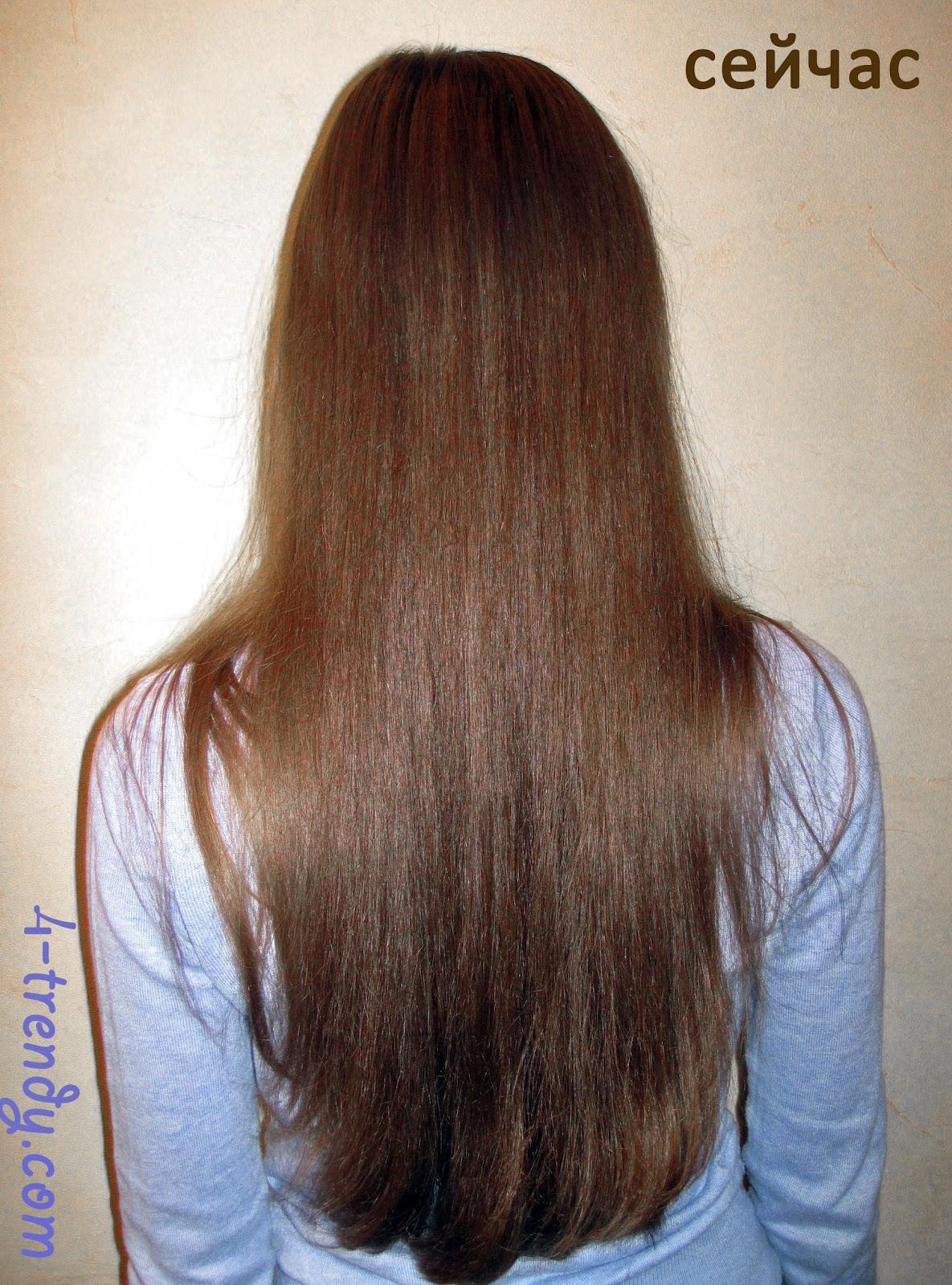 Как быстро отрастить натуральный цвет волос после окрашивания