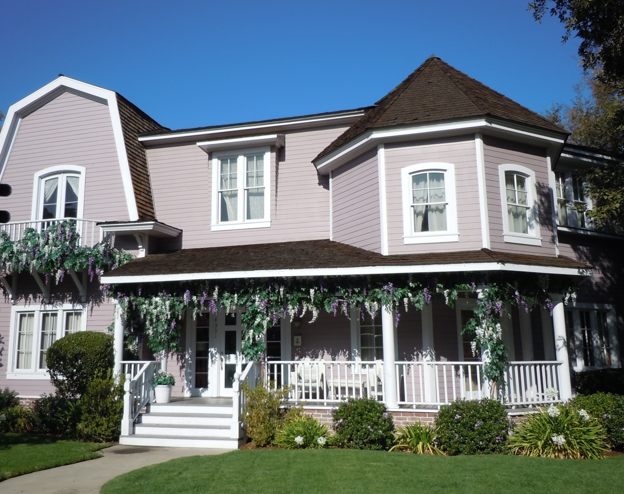 houses Desperate lane housewives wisteria