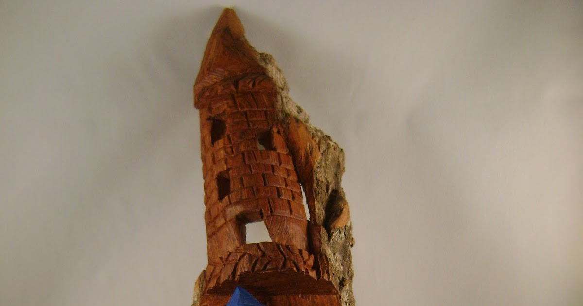 Carvings by sean fantasy for sale hand carved