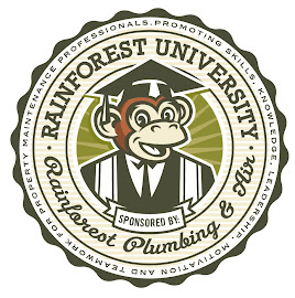ASK RAIN ABOUT LEARNING AT RAINFOREST UNIVERSITY