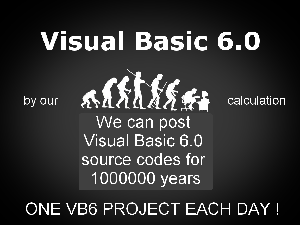 visual basic 6 0 Created by the microsoft visual basic development team in convenient, easy-to-digest print form, microsoft visual basic 60 programmer's guide is a comprehensive resource for beginning to intermediate users.
