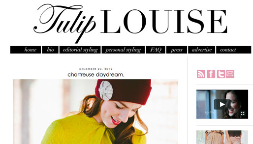 a style of your own blog, girl crush, tulip louise blog, anna cottrell