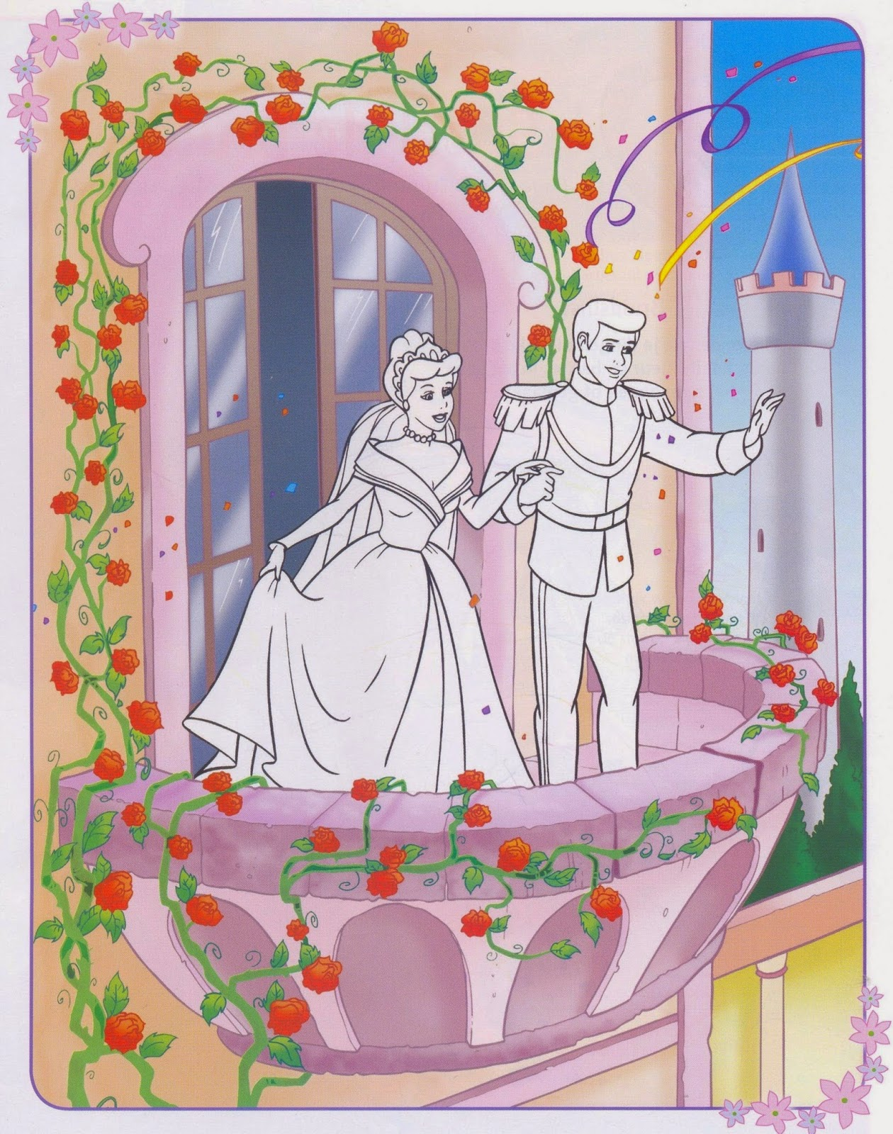 Princess Aurora Briar Rose coloring.filminspector.com