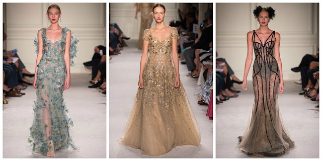 Marchesa NYFW New York Fashion Week