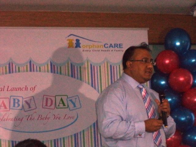 KPJ DSH's Consultant Pediatrician & Neonatologist, Dr Mohammad Iqbal Mohammad Sarwar.