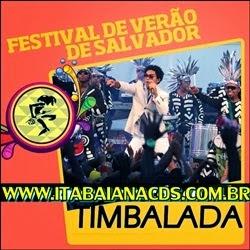 CD Ao Vivo No Festival de Verão de Salvador – BA 2014