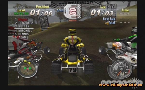 ATV Offroad Fury 3 PS2