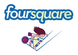 Foursquare in not just for grade school anymore