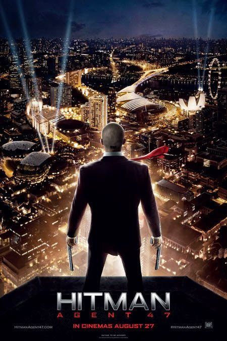 Hitman: Agent 47 (2015), Tonton Online, Hitman, Hollywood, Cinema, filem terbaru.