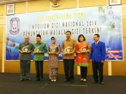 Banyuwangi meraih penghargaan Gizi Award Jawa Timur