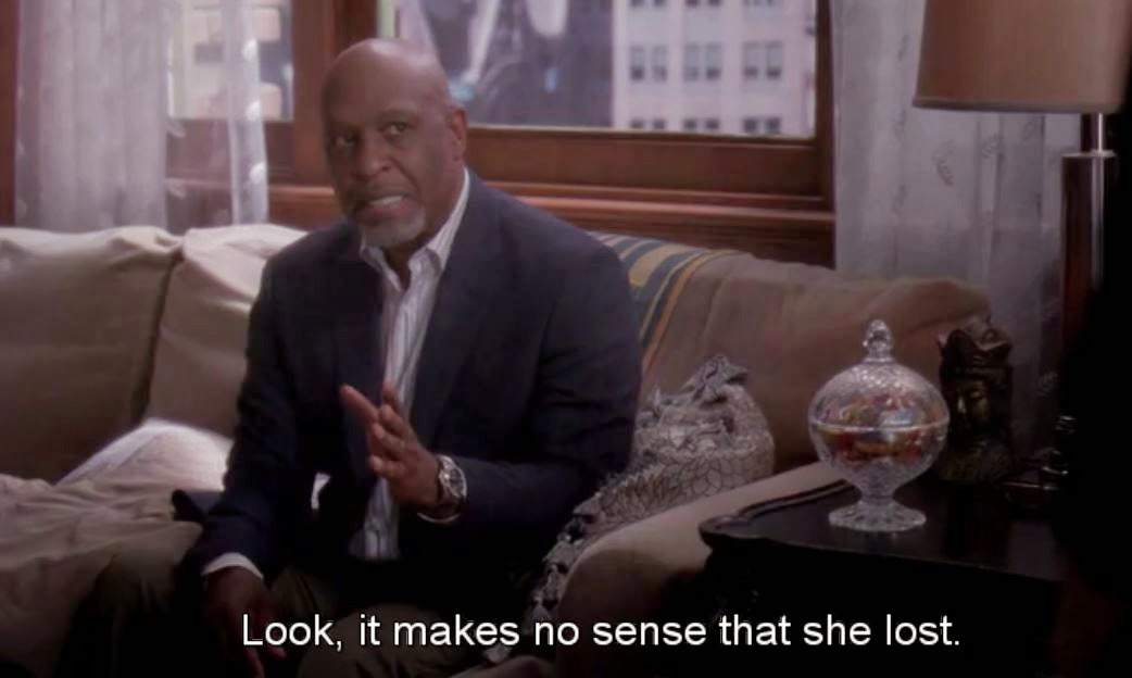 I watched, I wrote: Grey\'s Anatomy 10x21 Change of Heart review