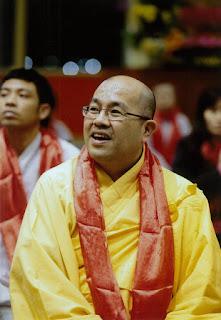 Shang Longrik Gyatso Rinpoche Ceremony