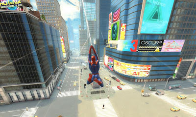 The Amazing Spider-Man v1.0.8 Apk
