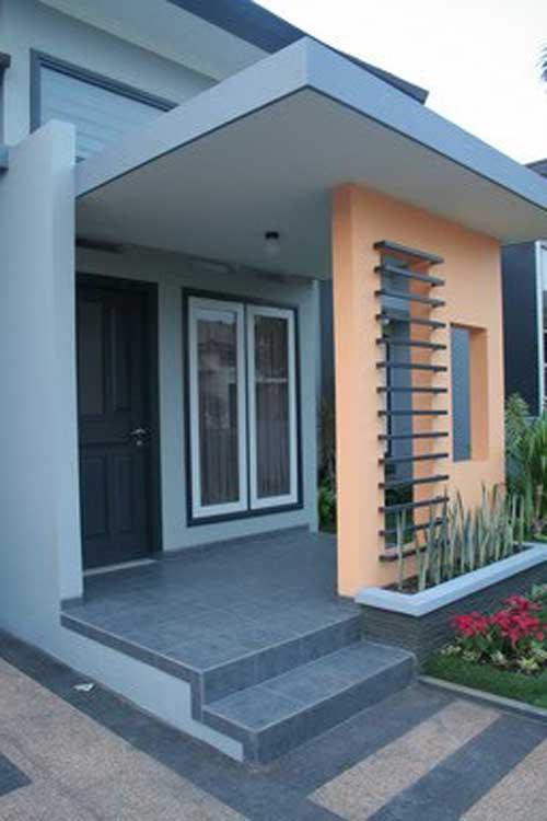 10 inspirasi teras rumah minimalis modern inspirasi