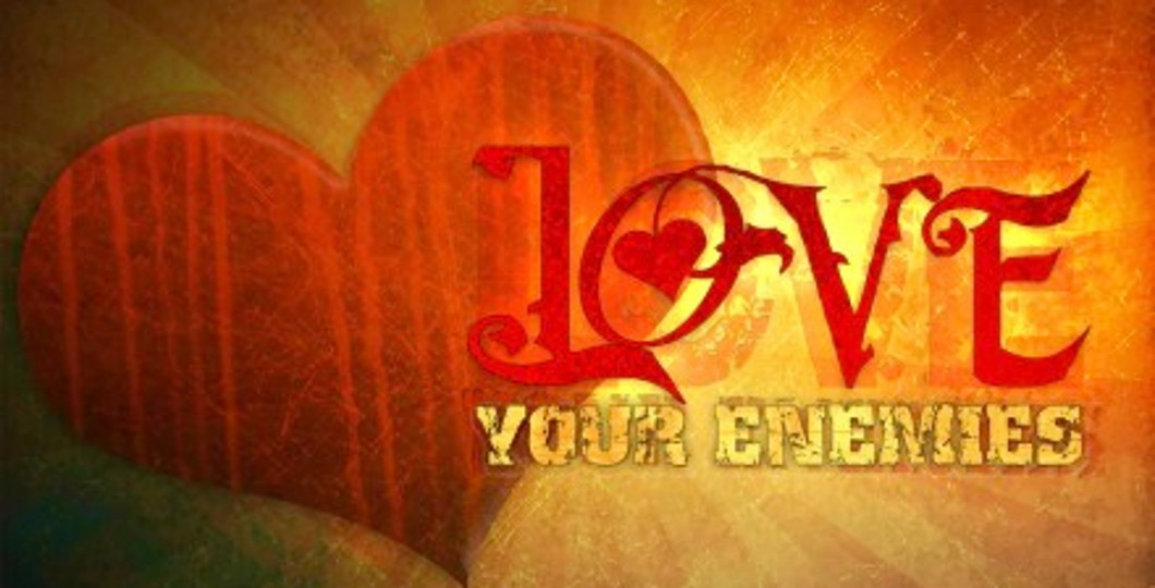 love your enemies bible quotes quotesgram