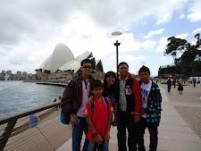 Home Stay @ Aussie
